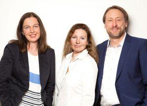Svenja Hofert, Sonja Mensing, Thorsten Visbal