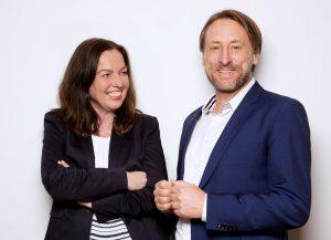 Svenja Hofert und Thorsten Visual