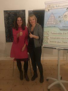 Agiler Kulturwandel Svenja Hofert, Claudia Thonet