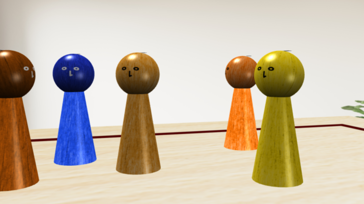 Online-Systembrett Figuren