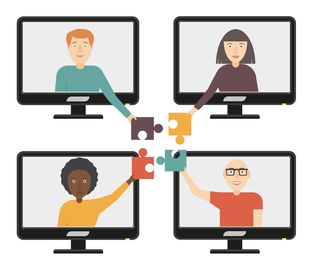 Online-Teamentwicklung